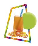 BUBBLE TEA MANGO - Yolthy